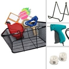Shopping Basket is one of the many store supplies that we sell.