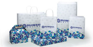 Snowball Design Packaging
