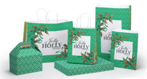 Jolly Holly Design Packaging