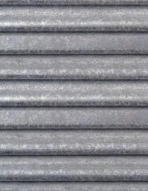 Corrugated Metal - 3D Wall Panels