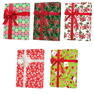 Candy Gift Wrap