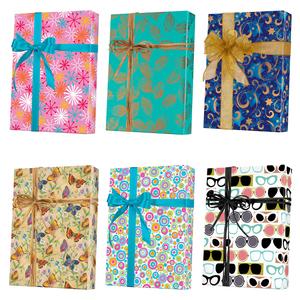 Feminine Gift Wrap