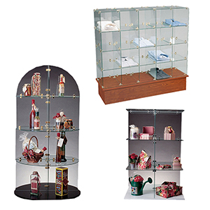 Glass Tower Displays