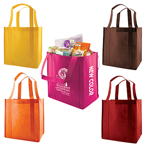 Non Woven Reusable Personalized Grocery Bags