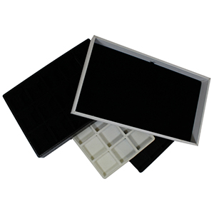 Jewelry Trays; Inserts & Cases