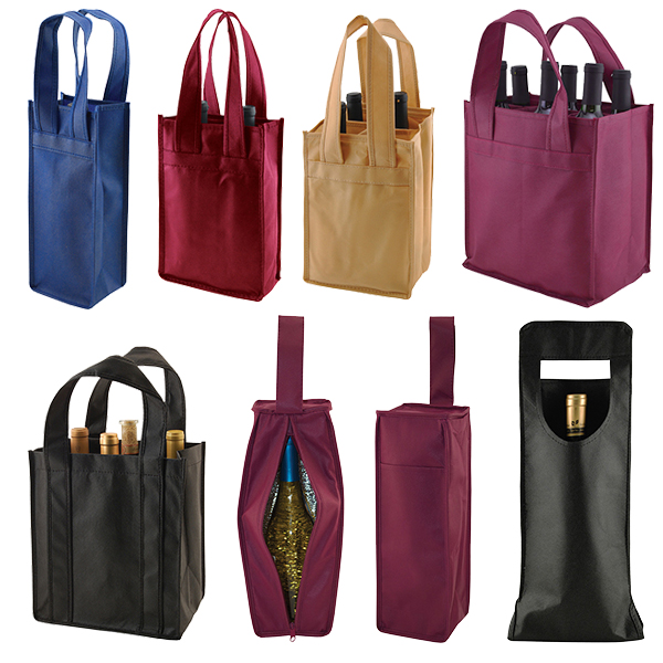 Bottle and Wine Bags