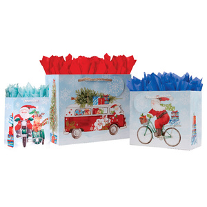 Christmas & Holiday Paper Bags