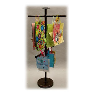 4 Way Bag Merchandiser