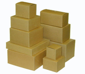Kraft Folding Gift Boxes