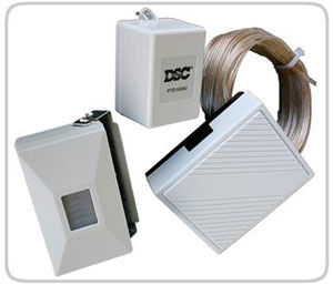 Wired Entrance Motion Detector