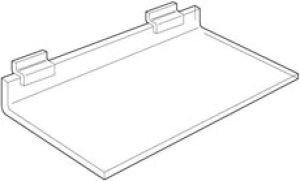 Gridwall Acrylic Shelves