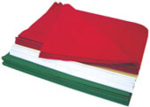 Printed Tissue Paper Assortment Packs