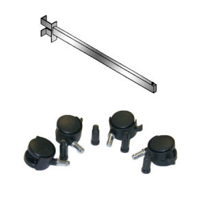 Garment Rack Replacement Arms and Casters