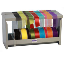 Giftwrap; Ribbon; Tissue Racks