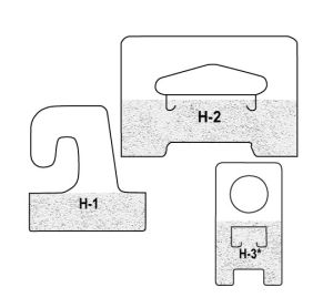 Adhesive Hang Tags Retail Store Merchandising Supplies