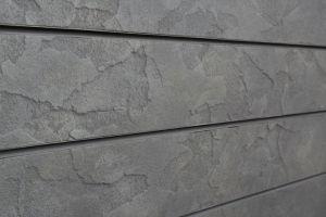 Slate Textured Slatwall