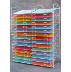 Paper Rack for 12x 12 Stock