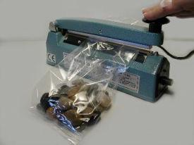 Impulse Sealers & Shrink Wrap