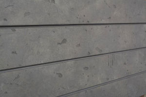 Concrete & Cement Textured Slatwall