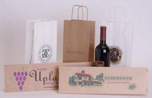 Paper Liquor Bags