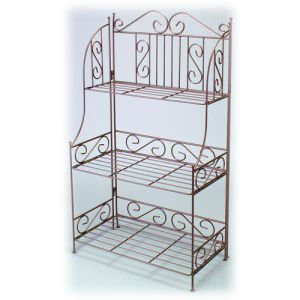 3 Tier Decorative Rack
