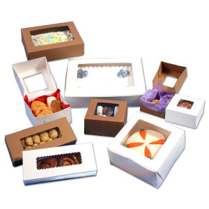 Window Bakery Boxes