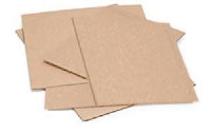 Flat Corrugated Pads