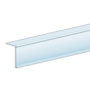 """Adhesive, Top Mount, Hinged 1.25""""H x 47.625""""L, Ticket molding"""