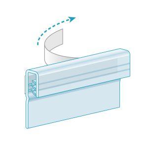 Multi-Use Adhesive, Flush Grip, Clear