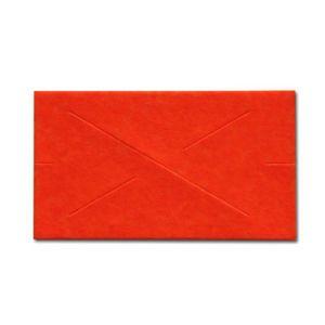 Red, 1 Line, Garvey 22 Labels