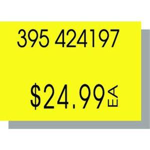 PB210 Labels, Yellow