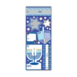 Label Sticker Sheets, Festival of Lights Collection