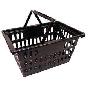Black Large Size, Shopping Baskets