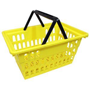 Yellow Large Size, Shopping Baskets