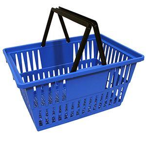 Blue Express Size, Shopping Baskets