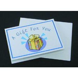 Gift Card Holders - 314GFY