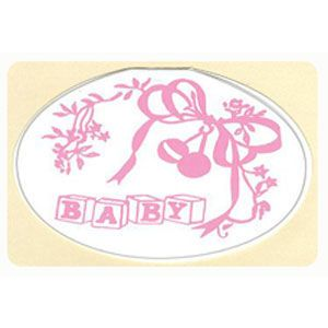 Everyday Gift Enclosure Card, 'Baby'
