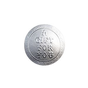 A Gift For You - Silver, Gift Labels