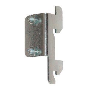 Shelf Bracket, Mechanical Protection For Garments