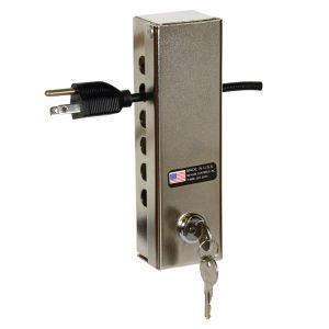 Power Cord Lock Box
