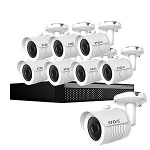 8 Camera Security System