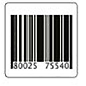EAS labels, 410 HA Dummy Barcode