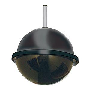 "14"" Camera Security Globe with bracket"