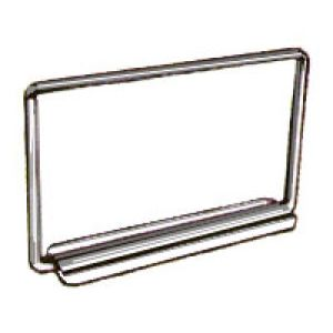 Counter Top Metal Card Frames - 412TH