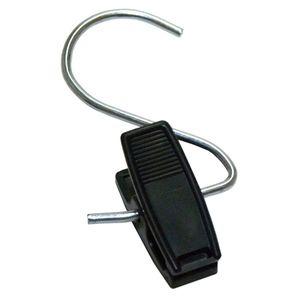 Hanger Clips Accessory, Black