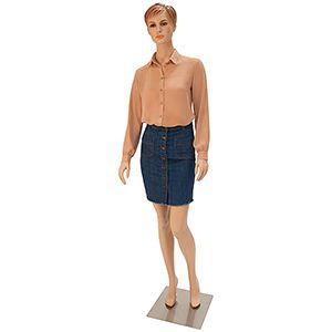 """Mannequin Female Fleshtone 70"""""""