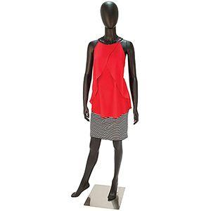 """Mannequin Female Black 70"""""""