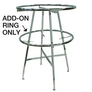 """Add-On Rings for 36"""" Rack"""