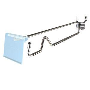"""Anti-sweep 10"""" Scanner Peg Hook"""