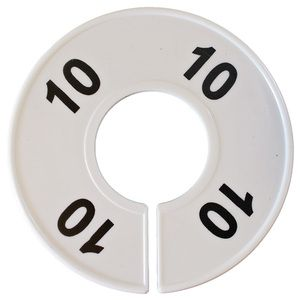"""""""10"""" Round Size Dividers"""